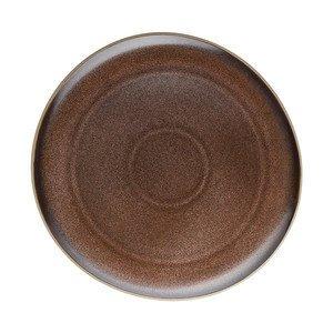 Teller flach 27 cm Junto Bronze Rosenthal