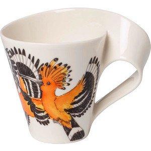 Becher m. Henkel 0,3 l NewWave Caffe Yellow Hoopoe Villeroy & Boch