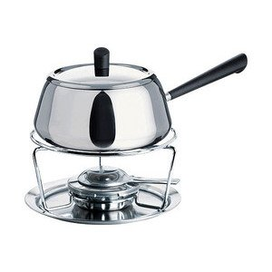 Alessi Mami Fondue Set | Alessi, Fondue, Kitchen aid mixer