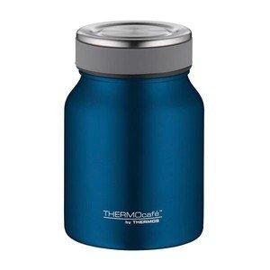 Isolierspeisegefäß 0,5 l saphir blau ThermoCafé Thermos
