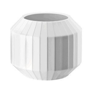 Vase 16 cm Hot-Spots weiss Rosenthal