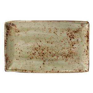 Platte 27x16,8 cm Craft Green Steelite