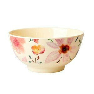 Bowl 15x7,5cm Selmas Flower Rice