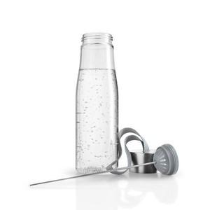 Trinkflasche 0,75 l MyFlavour Marble Grau Eva Solo