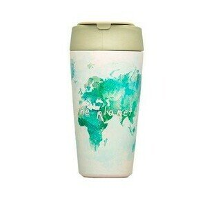 To Go Becher 420 ml bioloco plant deluxe cup save the planet chic mic
