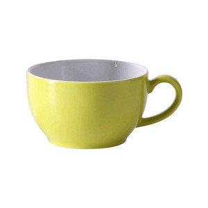 Obertasse 0,25 l Solid Color limone Dibbern