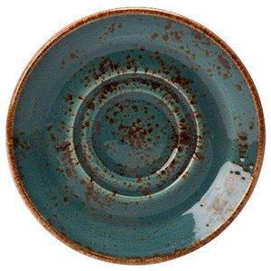 Untertasse 14,5 cm Craft Blue Steelite