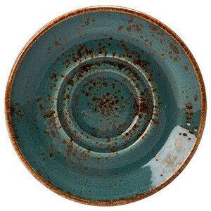 Untertasse 14,5cm zu 22,8cl+34cl 1130 Craft Blue Steelite