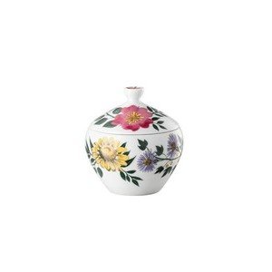 Zuckerdose 6 P. Magic Garden Blossom Rosenthal