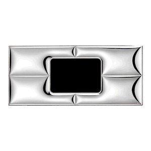 Bilderrahmen 13x9cm Silver Coll. Charge Panorama Rosenthal
