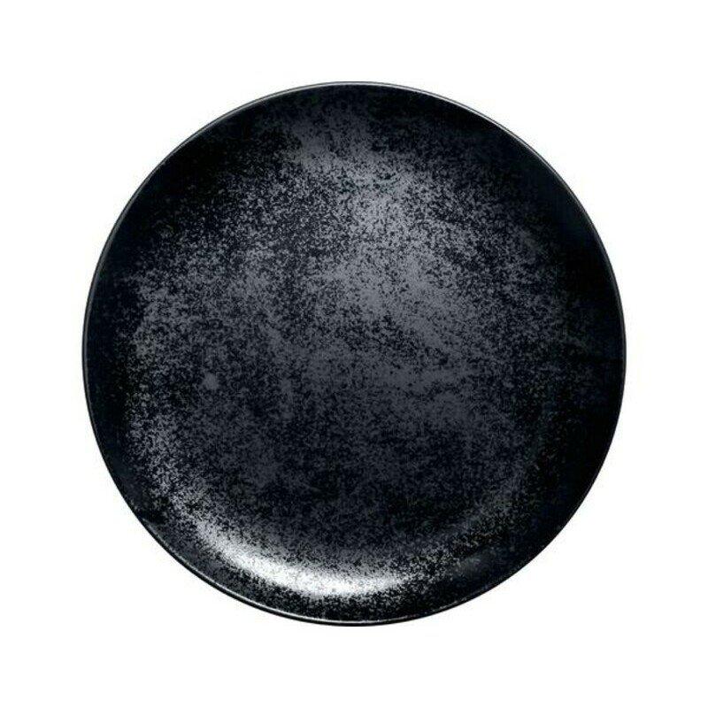 Teller-flach-coup-29-cm-Fusion-Karbon-schwarz_1
