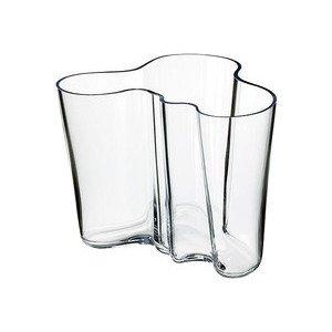 Vase klar 160mm Alvar Aalto iittala