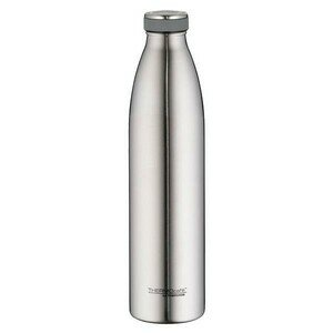 Isolierflasche 1,0 l silber ThermoCafé Thermos