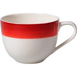 Kaffeeobertasse Colourful Life Deep Red Villeroy & Boch
