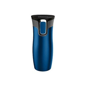 Isoliertrinkbecher 470ml West Loop blau matt Contigo