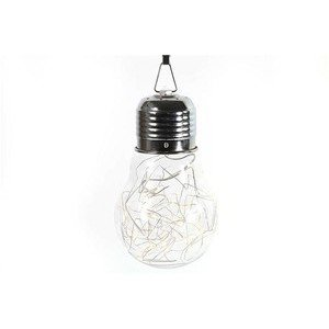 LED Lampe Birne mit Timer Hadlee klar