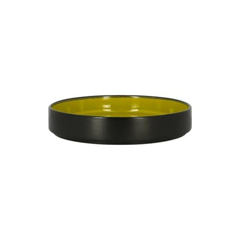 Teller-tief-23cm-Fusion-Fire-grün_1