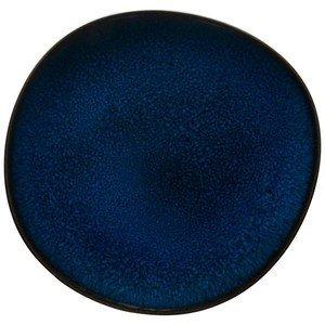Frühstücksteller 23 cm Lave bleu Villeroy & Boch