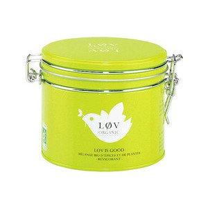 Tee Løv is Good 100g in Dose Løv Organic