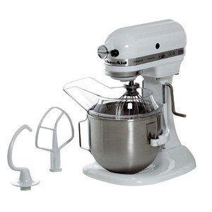 Küchenmaschine Heavy Duty 5KPM5 weiss 4,8l Kitchen aid