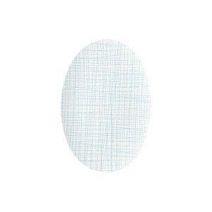 Platte 38 cm Mesh Line Aqua Rosenthal