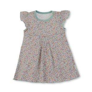 Kleid Gr. 62 green/rose Baylee puder green Sterntaler