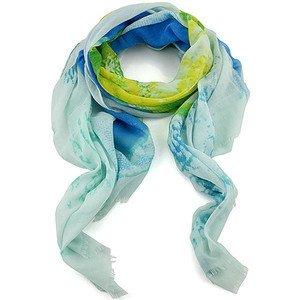 Schal blau Lizas