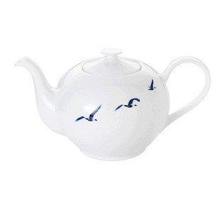Teekanne 1,3 ltr. rund Blue Birds Dibbern
