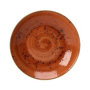 Teller 15,25 cm coup 1133 Craft Terracotta Steelite