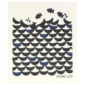 20x17 cm Spültuch Seafish More Joy
