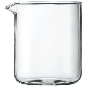 Ersatzglas 0,5 l 4 Tassen Ø 9,6 cm H 12,5 cm Bodum