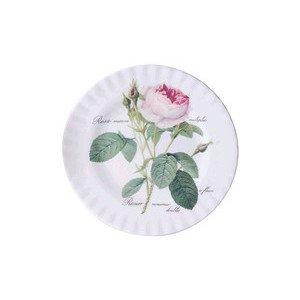 """Frühstücksteller 20,5 cm """"Redoute Roses"""" Roy Kirkham"""
