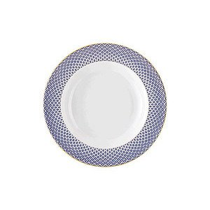 Suppenteller 22 cm Francis Carreau Bleu Rosenthal