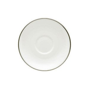 "Kaffee-Untertasse 15 cm ""Curve Silver Curve"" Rosenthal"