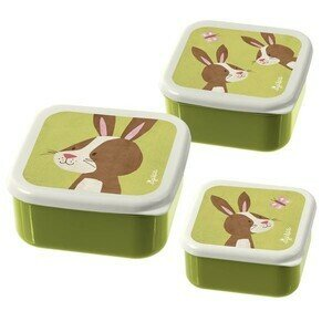 Snackbox Set Hase Forest Sigikid