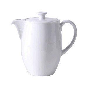 """Kaffeekanne 1,25 l """"Solid Color Weiss"""" Dibbern"""
