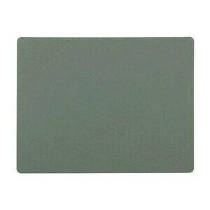 Tischset 35x45 cm rechteckig L pastel Grün Nupo LINDDNA