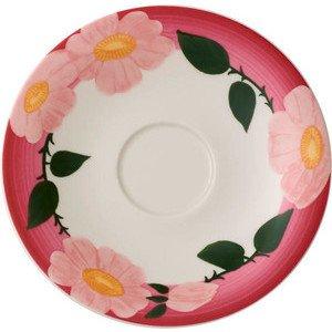 Frühstücksuntertasse Rose Sauvage fromboise 16 cm Villeroy & Boch