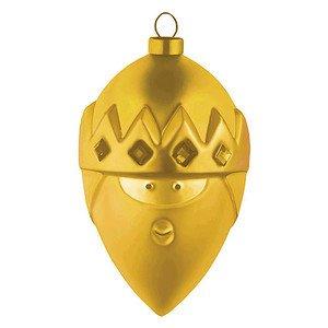Kugel Gaspare gold Alessi
