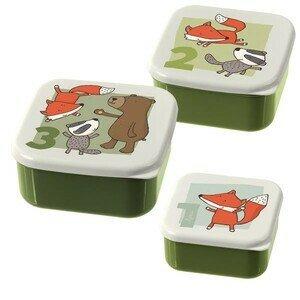 Snackbox Freunde Forest Sigikid