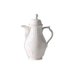 Kaffeekanne 1,11 l mit Relief Sanssouci Elfenbein Gold Rosenthal