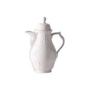 """Kaffeekanne 1,11 l mit Relief """"Sanssouci Elfenbein Gold"""" Rosenthal"""