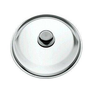 Pfannenglasdeckel 24cm mit Metallknopf WMF