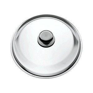 Pfannen-Glasdeckel 24cm mit Metallknopf WMF
