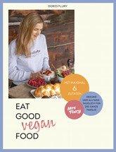 Buchcover, Eat Good Vegan Food, Yuna Verlag