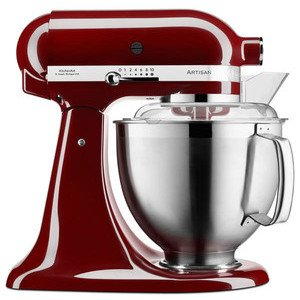 Küchenmaschine 4,8 l Artisan Purpurrot KitchenAid
