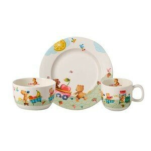 Kinder Set 3tlg. Hungry as a Bear Villeroy & Boch