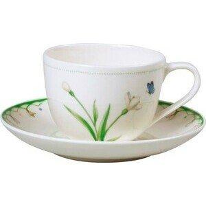 Kaffeetasse mit Untere 2-tlg. Colourful Spring Villeroy & Boch
