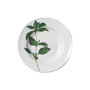 """Suppenteller 23 cm """"Herbaticum"""" Basilikum Dibbern"""