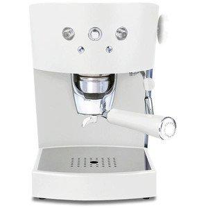 Espressomaschine Siebträger Basic MF weiß Ascaso